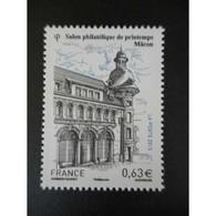 Timbre N° 4736 Neuf ** - Salon Philatélique De Mâcon - France