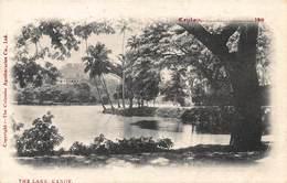 CPA THE LAKE KANDY - Sri Lanka (Ceylon)