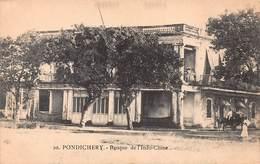 CPA PONDICHERY - Banque De L'Indo-Chine - India