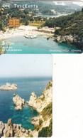 GREECE - Palaiokastritsa/Corfu(6 Euro), 05/02, Used - Greece