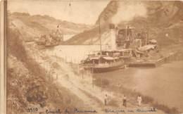 10786 - Panama - Dragues Au Travail - Carte Photo - Beau Cliché - Panama