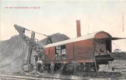 10790 - Etats Unis - Wisconsin - The Big Steam Shovel At Baltic - Etats-Unis