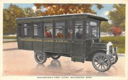 10793 - Etats Unis - Rochester's First Jitney Rochester - Etats-Unis