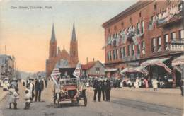 10794 - Etats Unis - Oak Street - Calumet - Etats-Unis