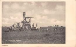 10799 - Etats Unis - Steam Plowing Thomas Ranch - Chico - Etats-Unis