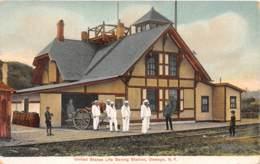 10801 - Etats Unis - United States Life Saving Station - Oswego - NY - New York