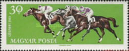 MH  STAMPS Hungary - Horse Sports -1961 - Hungary