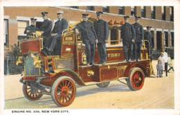 10802 - Etats Unis - Pompiers - Engine N° 239 - NY - New York
