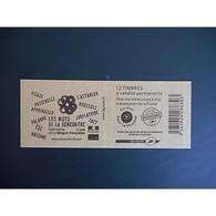 Carnet De Timbres N° 3744b-C11 Neuf ** - Type Marianne De Lamouche - Carnets