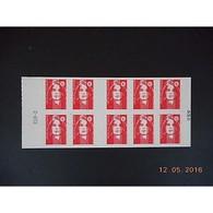 Carnet De Timbres N° 2874-C2 Neuf ** - Type Marianne De Briat - Carnets