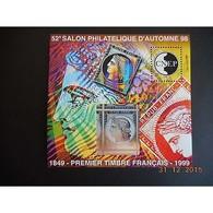 Timbre Bloc CNEP N° 28 Neuf ** Luxe - 52e Salon Philatélique D'automne, à Paris - CNEP
