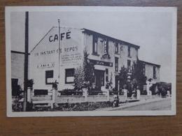 "Remouchamps, Café-Restaurant-Laiterie ""Un Instant De Repos"" --> Onbeschreven - Aywaille"