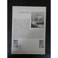 Document Officiel La Poste - Général Koenig - Documents De La Poste