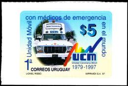 Uruguay 1997 Coronary Mobile Unit Unmounted Mint. - Uruguay