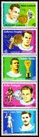 Uruguay 1997 Sportsmen Unmounted Mint. - Uruguay