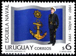 Uruguay 1997 Naval Academy Unmounted Mint. - Uruguay