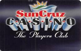 SunCruz - Casino Cruise Ship From Florida - Slot Card - Casino Cards