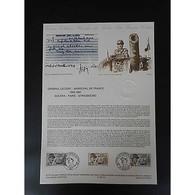 Document Officiel La Poste - Général Leclerc - Maréchal De France - Documents De La Poste