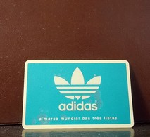 Calendar * 1991 * Portugal * Adidas * See If Has Problems Or Not - Tamaño Pequeño : 1991-00