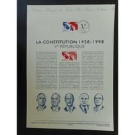 Document Officiel La Poste - La Constitution - Documents De La Poste