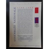 Document Officiel La Poste - Assemblée Nationale - Documents De La Poste