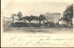 Gisor Enceinte Du Chateau - Gisors