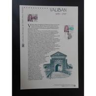Document Officiel La Poste - Vauban - Documents De La Poste