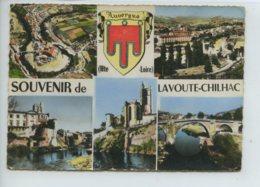 Multivues - Souvenir De Lavoute Chilhac - Ecrite - France