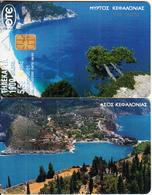 GREECE - Myrtos Beach/Kefalonia Island(1900 GRD/5.58 Euro), 06/01, Used - Greece
