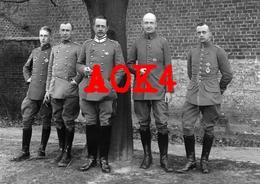 KORTEMARK 19 Landwehr Division 1916 1917 Flandern Yser IJzer Diksmuide Prinz Heinrich Reuss Ordenspange - Guerra, Militares