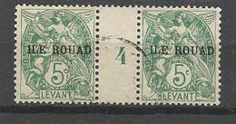 ILE DE ROUAD MILLESIME N° 7 OBL TB - Rouad (1915-1921)
