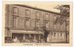 Landerneau - HOTEL RAOULD - Landerneau