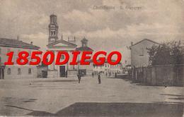 CASTELLEONE - S. GIUSEPPE F/PICCOLO VIAGGIATA ANIMAZIONE - Cremona