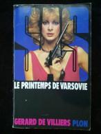 SAS N°50: Le Printemps De Varsovie/ Plon, 1983 - Gerard De Villiers
