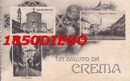 CREMA - MULTIVEDUTE  F/PICCOLO NONVIAGGIATA ANIMAZIONE - Cremona