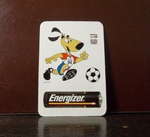 Calendar * 1994 * Portugal * Energizer * See If Has Problems Or Not - Tamaño Pequeño : 1991-00