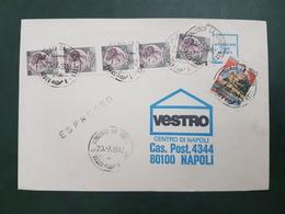 (27629) STORIA POSTALE ITALIA 1982 - 6. 1946-.. Repubblica