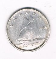 10 CENTS 1965 CANADA /2301/ - Canada