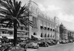 AUTOMOBILES // 06 // NICE // PEUGEOT 203 - 403 - CITROEN TRACTION -  - 1956 - EDITIONS GILLETTA & CIE - Turismo