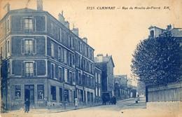 CPA -  CLAMART  (92)  Rue Du Moulin De Pierre -  Café -  La Civette Du Moulin De Pierre . - Clamart