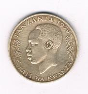 20 SENTI 1979 TANZANIA /2310/ - Tanzanie