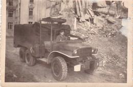 Dodge 6X6 - War, Military