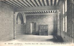 LOIR ET CHER - 41 - BLOIS - Château - Prie D'Dieu Henri III - Blois