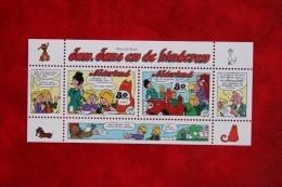 Cartoons Blok Jan Jans En De Kinderen NVPH 1782 (Mi Block 57) 1998 POSTFRIS / MNH ** NEDERLAND / NIEDERLANDE - Period 1980-... (Beatrix)