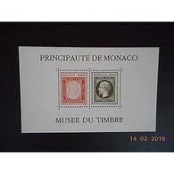 Bloc Feuillet N° 58A Neuf ** Signé - Création Du Musée Du Timbre Poste. Non émis - Blocs