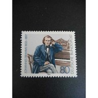 Timbre N° 1009 Neuf ** - Johannes Brahms - [7] Federal Republic