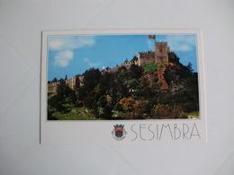 Postcard Postal Sesimbra - Setúbal