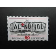 Timbre N° 977 Neuf ** - Campagne Contre L'alcoolisme Au Volant - BRD