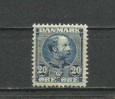 Denmark 1904 - Mi. 49, MNH (**) - Nuovi