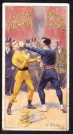 CHROMO Chocolat SUCHARD  Sports La Boxe Boxing    Serie 149 - Suchard